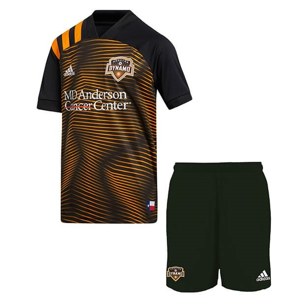 Maillot Foot Pas Cher Houston Dynamo Exterieur Enfant 2020/2021 Orange